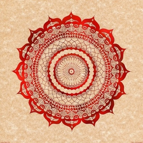 Mesmerizing Mandalas Represent the Spiritual Universe - My Modern Metropolis | Le It e Amo ✪ | Scoop.it