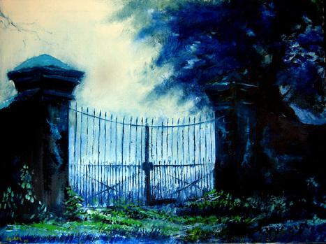 Attention-grabbing Landscape painting | Bellas Artes | Scoop.it