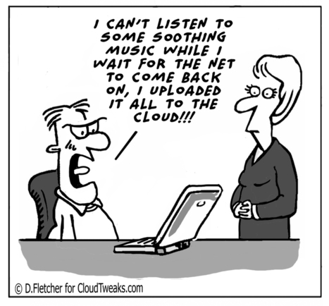 The Lighter Side Of The Cloud - Music To The Ears - CloudTweaks.com: Cloud Information | Digital-News on Scoop.it today | Scoop.it