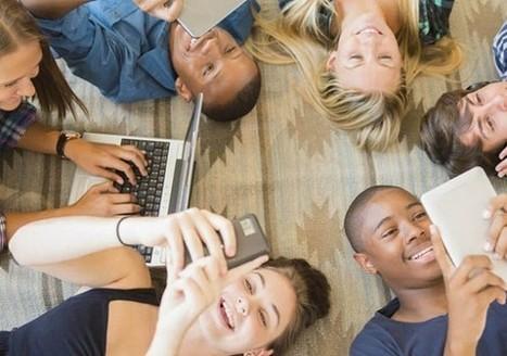 Más de la mitad de los adolescentes de EEUU hacen amigos por ... - Los Tiempos | Medio Social | Scoop.it