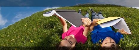 Zomerlezen: voorkom het zomerverval! - Zo leuk is lezen - Zwijsen   Leesbevordering en onderwijs   Scoop.it