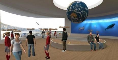 Mundos virtuales 3D: nuevas herramientas educativas | El Blog de Educación y TIC | EDUCACIÓN en Puerto TIC | Scoop.it