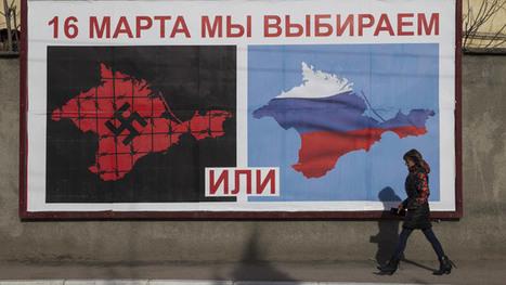 CONGRATULATIONS »»» Crimea parliament declares independence from Ukraine ahead of referendum | Saif al Islam | Scoop.it