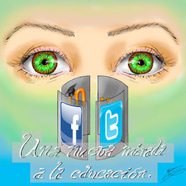 Facebook y Twitter VS Moodle: el trabajo colaborativo y la disrupción | Escuela y Web 2.0. | Scoop.it
