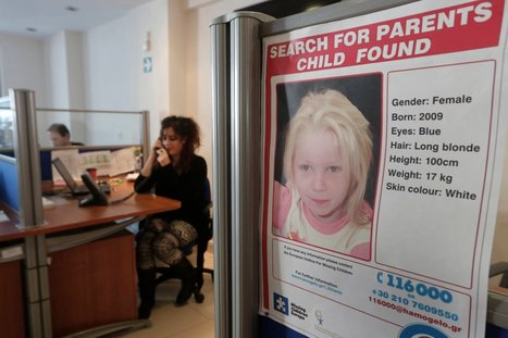 Who Is Little Maria? - Daily Beast | European Child Abductions | Scoop.it