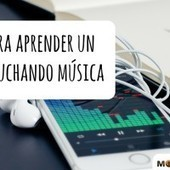 5 etapas para aprender un idioma escuchando música (con podcast) | desdeelpasillo | Scoop.it