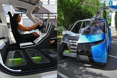 Akka Technologies présente le véhicule électrique du futur   Actualités entreprise Toulouse et Midi Pyrénées : Objectif News. Informations économie, business, politique et innovation   Tendances : technologie   Scoop.it