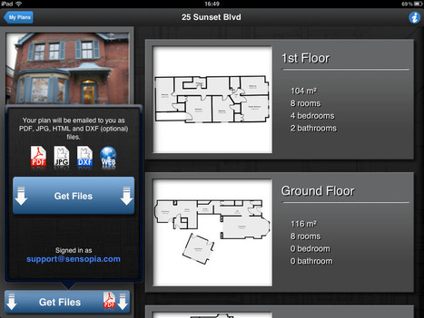 MagicPlan: Draw up Floor Plans with your Device using Augmented Reality. Free! | Daily Updates | App Chronicles | APPY HOUR | Scoop.it