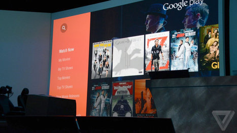 Google officially unveils Android TV | PUHELINVAIHDE | Scoop.it