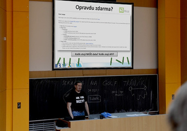 Špatné slajdy zabijí i dobrou prezentaci » La Trine   Pasivní příjem v online podnikání   Scoop.it
