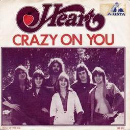 "Nancy Wilson Recalls the Making of Heart's ""Crazy on You."" 