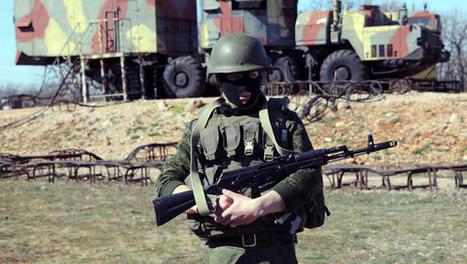 US aiding NATO allies' defenses over Ukraine crisis - CBS News | CLOVER ENTERPRISES ''THE ENTERTAINMENT OF CHOICE'' | Scoop.it