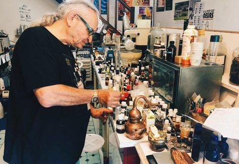 Une découverte insolite : Mettez-vous au parfum  avec le Musée des odeurs | Gîtes de France 31 | Scoop.it
