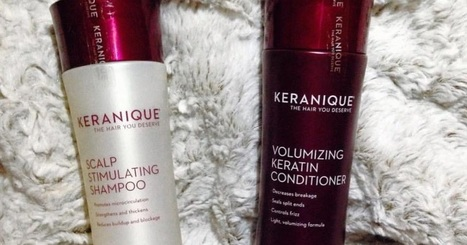 Keranique Reviews– Excellent Hair Volumizing Products, Zero Hair Damage | life & fashion | Scoop.it