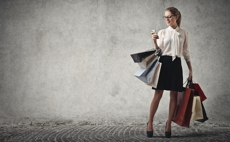[M-commerce] 30% des ventes en ligne mondiales sur mobile | Mobile Marketing News | Scoop.it