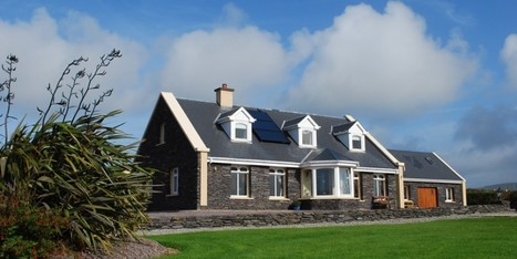 Portmagee bed and breakfast on the Wild Atlantic Way | Carraig Liath House | The Wild Atlantic Way | Iveragh Peninsula | Scoop.it