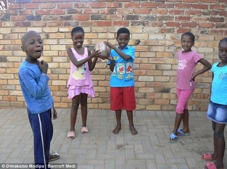 """""""I Chose Helen because I Love Her"""" 8 Year-Old South African ... 
