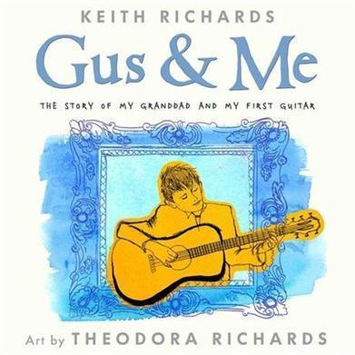 Keith Richards picture book out this fall | isunnyblue | Scoop.it