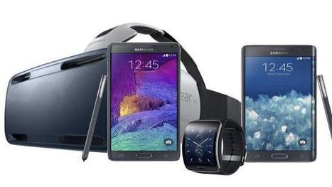 Samsung Galaxy Note 4 And Gear S Launched In India - Prime Inspiration | Techlover | Scoop.it