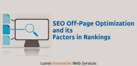SEO Off-Page Optimization and its Factors in Rankings | LIVWS- Web Designing and Development Services,SEO Company in India | Web Designing & Development | Scoop.it