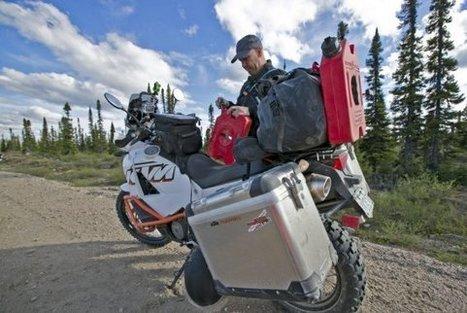 Comment réussir sa grande aventure moto   Voyages et balades à moto   Scoop.it