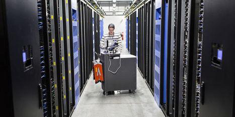 Dans le data center de Facebook, aux abords du cercle polaire   Sys&DBA   Scoop.it