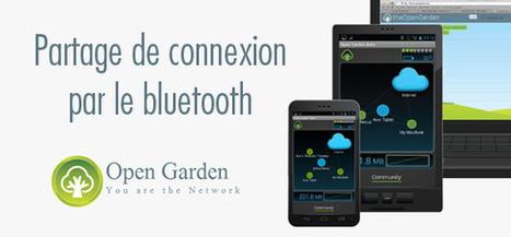 Open Garden le partage de connexion | Application pour Tablettes Android | Scoop.it