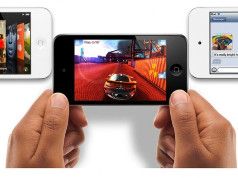 Yes, A New iPod touch Is Likely Too | Winning The Internet | Scoop.it