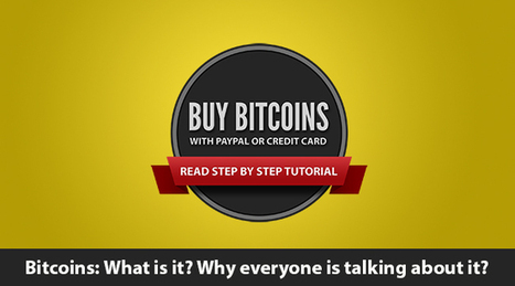 Bitcoins: What is it? Why everyone is talking about it? | Buy BitCoins | Scoop.it
