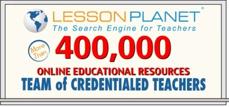 Over 400,000 Lesson Plan Resources for Teachers | iGeneration - 21st Century Education | Scoop.it