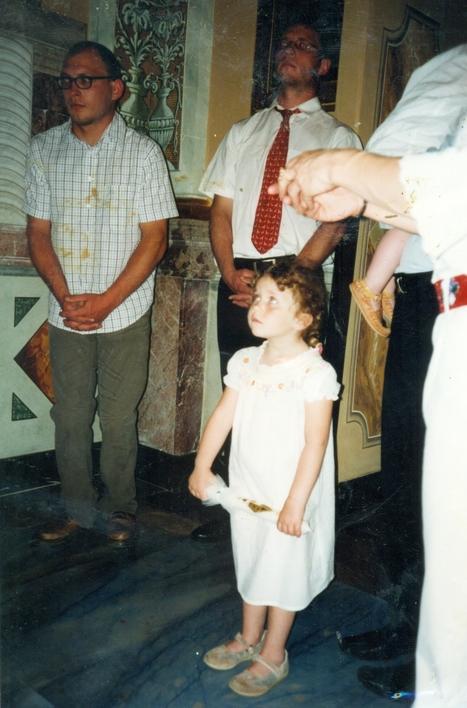 Krst Flore in Lije | Družinski časopis | Scoop.it