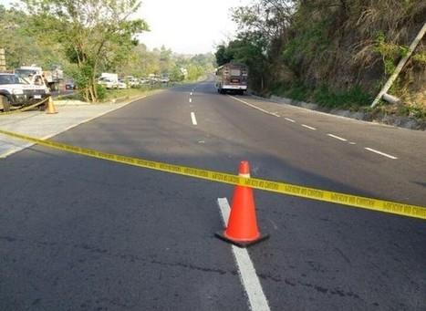 Tiroteo en asalto en bus deja cuatro muertos, dos son pandilleros | El Salvador: Registros del Delito | Scoop.it