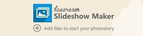 Icecream Apps - Slideshow Maker | Digital Presentations in Education | Scoop.it