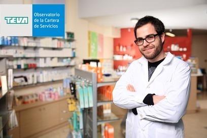Teva - Observatorio de la cartera de servicios desde la oficina de farmacia - ¿Cómo se ven los farmacéuticos a sí mismos? | VINCLES FARMA - Promoción, Prevención y Protección de la Salud. | Scoop.it