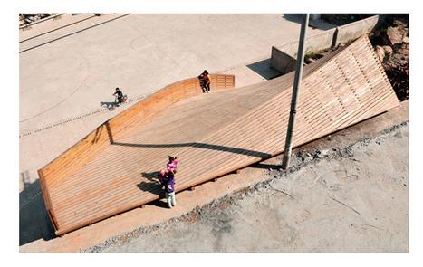[Shuanghe Chine] une bibliothèque qui apporte l'innovation | Détails d'Architecture | The Architecture of the City | Scoop.it
