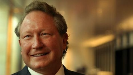 'Andrew Forrest fails to stop drilling on Minderoo by Tony Sage's Cauldron Energy'@investorseurope #drilling | Mining, Drilling and Discovery | Scoop.it