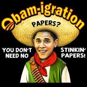 Obama Refuses To Meet Border Agents, Invites Illegal Immigrants to Oval Office | News You Can Use - NO PINKSLIME | Scoop.it