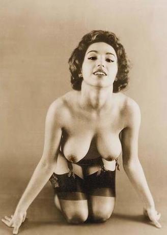 finest_erotica on Twitter | vintage nudes | Scoop.it