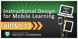 Joined a Mooc! Instructional Design for Mobile Learning | Educational Technology in higher education | Scoop.it