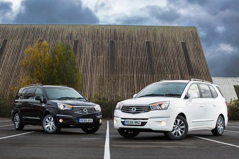 SsangYong Offers Special Edition Turismo Models | Motor Verso Car News | Scoop.it