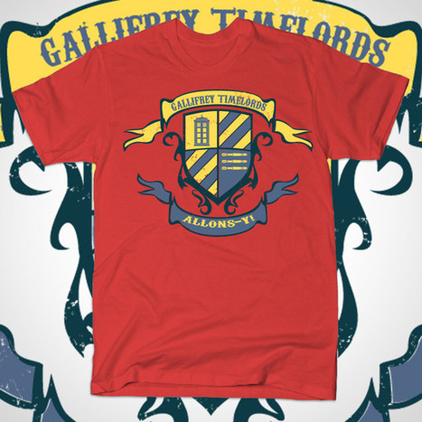 GALLIFREY TIMELORDS CREST by karmadesigner | karmadesigner | Scoop.it