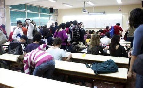 Educación estudia fijar un número mínimo de alumnos por carrera   A New Society, a new education!   Scoop.it