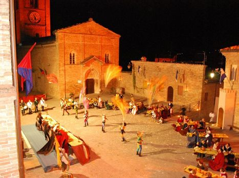 Summer 2014: July Festas and live music in Le Marche | Appassionata Truffles - black diamonds! | Scoop.it