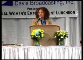 Actress inspires women at Empowerment Luncheon - WRBL | Women In Media | Scoop.it