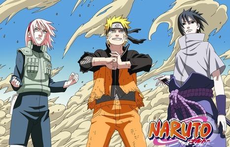 Naruto Shippuden estrena nuevo arco argumental | Noticias Anime [es] | Scoop.it
