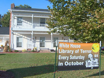 Students Turn White House Library Into Haunted House | Tennessee Libraries | Scoop.it