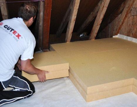 Isolants sains : toujours plus dans la course - L'Info - batirama.com | Ageka les matériaux pour la construction bois. | Scoop.it