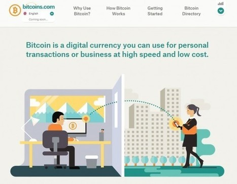 Nace Bitcoins.com, para explicar esta moneda virtual | Aprendizajes 2.0 | Scoop.it