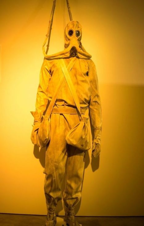 Leonardo da Vinci's Scuba Suit | ScubaObsessed | Scoop.it