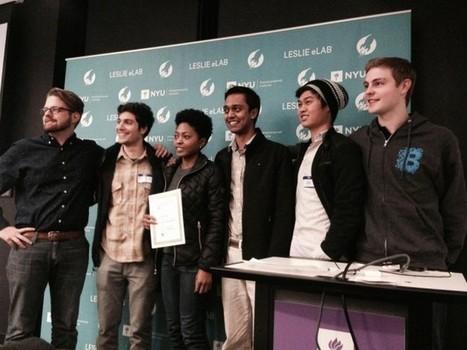 NYU Hackathon Heralds New Generation of Bitcoin Apps - CoinDesk | Peer2Politics | Scoop.it